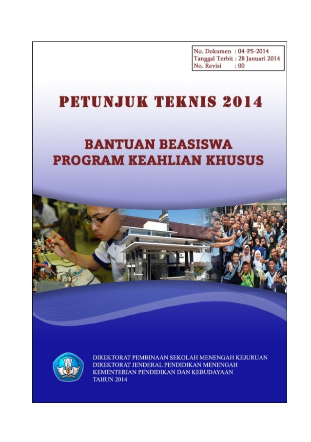 Read more on Petunjuk teknis (juknis) bos 2014 .