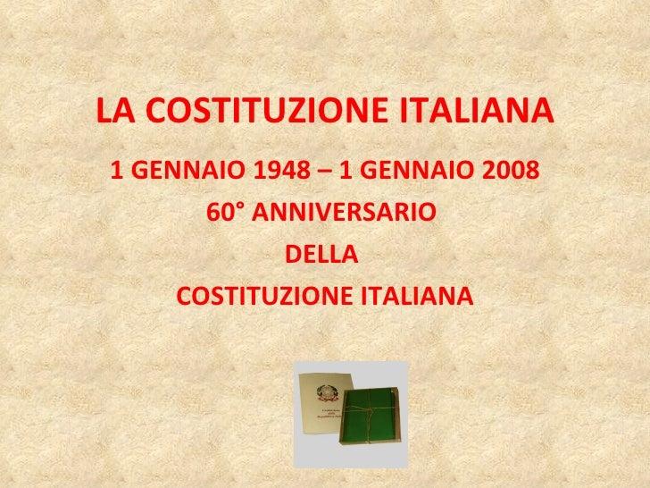 04 - Anniversario della Costituzione Italiana