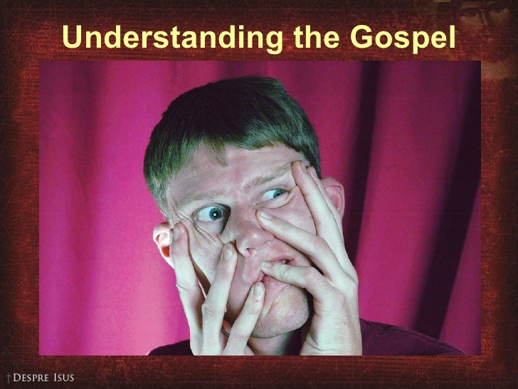 04. What Is The Gospel Message