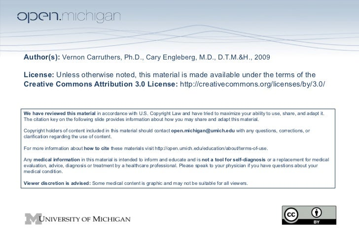Author(s): Vernon Carruthers, Ph.D., Cary Engleberg, M.D., D.T.M.&H., 2009License: Unless otherwise noted, this material i...