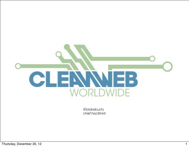 04 Cleanweb Worldwide