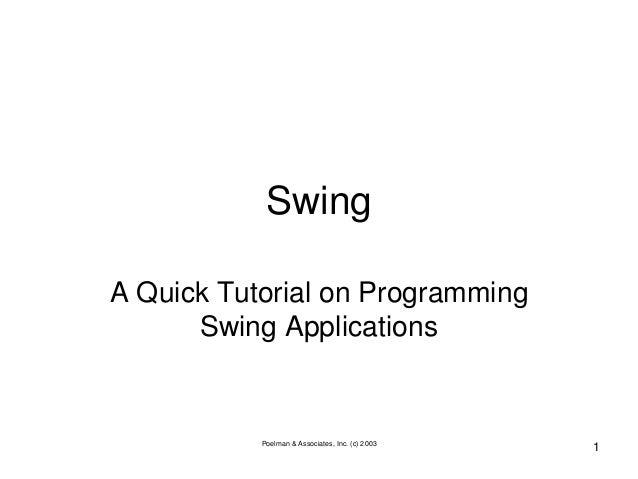 04b swing tutorial