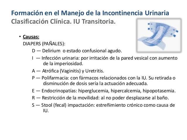 Infeccion Urinaria Baño De Asiento:Clasificación clínica de los ...
