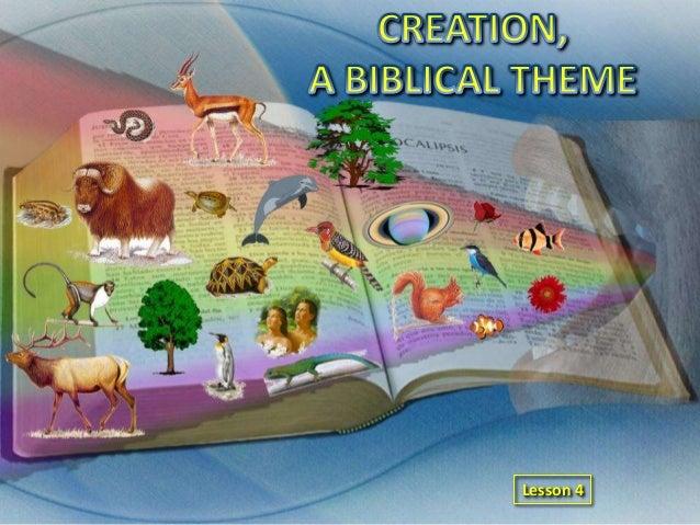 04 creation biblical theme