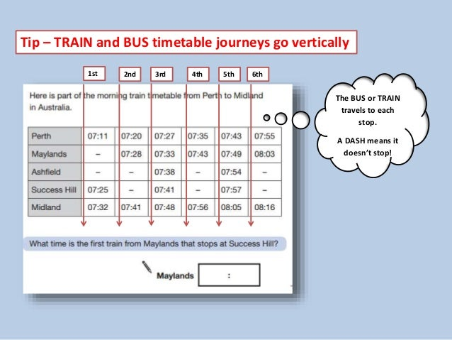 Train Timetable Ks2 Tip – Train And Bus Timetable