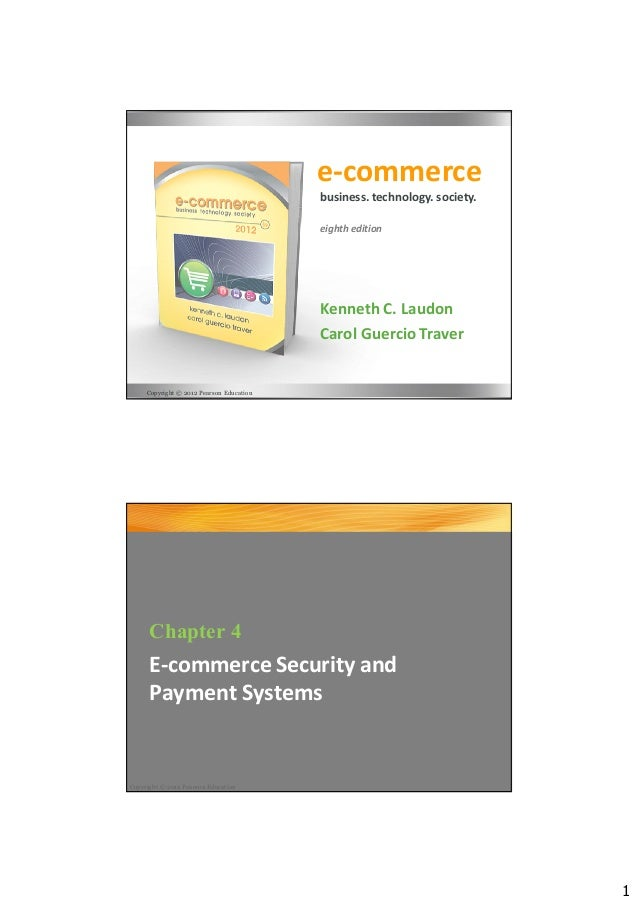 04-1 E-commerce Security slides