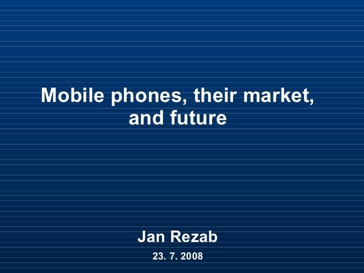 Jan Rezab - Future of mobile (Internet Conference)
