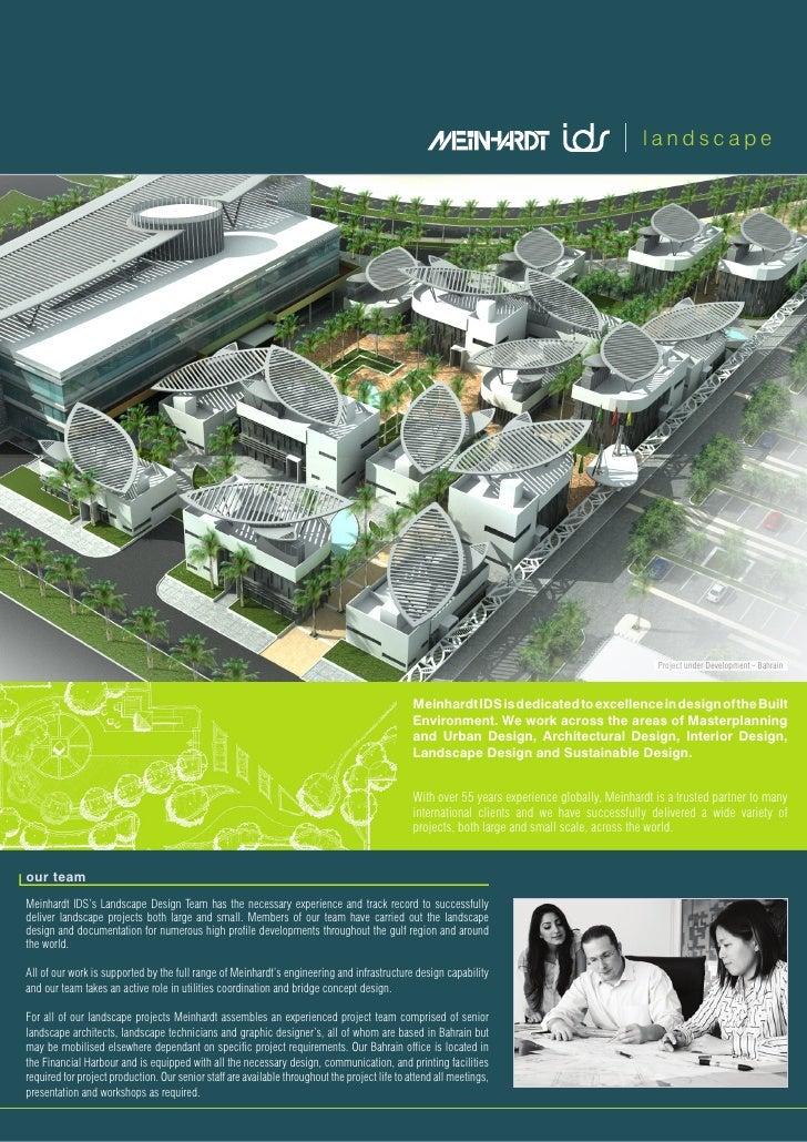 Landscape Capability