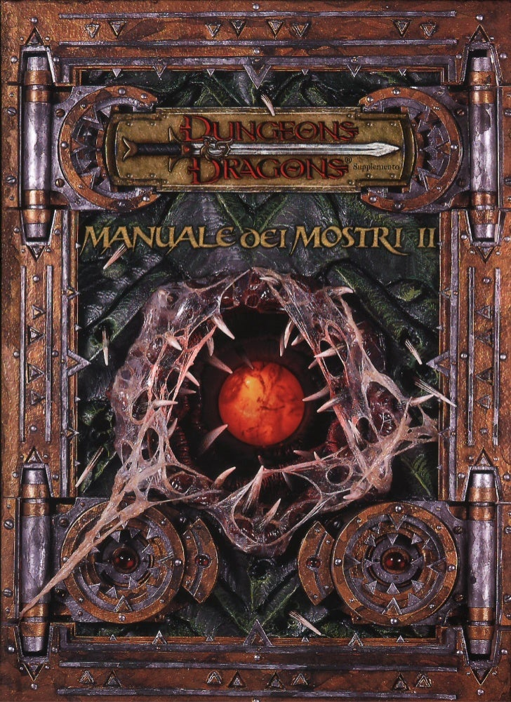 04 manuale dei mostri ii