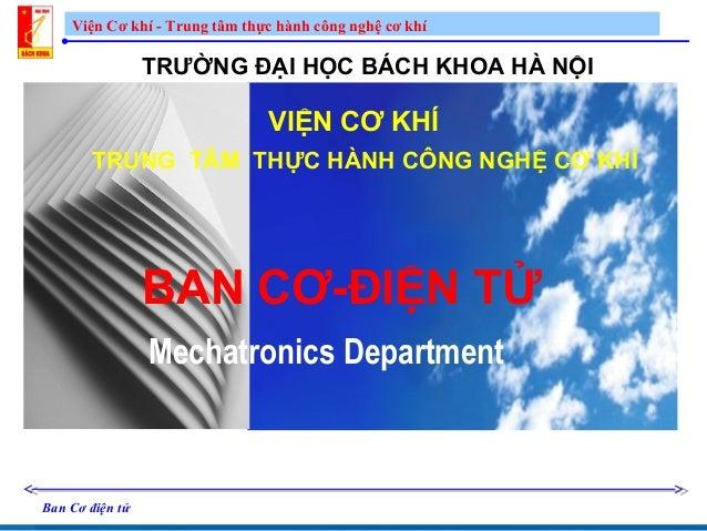 Tài liệu tìm hiểu về PLC - Ban Cơ điện tử ĐH BKHN