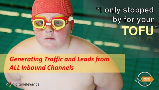 Go Inbound Marketing 2013 - Chad Pollitt