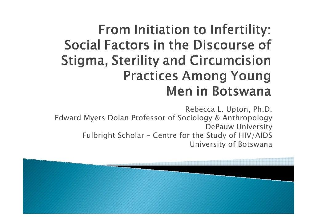 Rebecca L. Upton, Ph.D. Edward Myers Dolan Professor of Sociology & Anthropology                                          ...