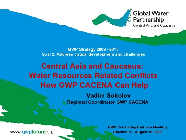 water conflicts and dispute resolution An electronic compendium of case studies of water conflicts and conflict resolution,  and indigenous methods of water dispute resolution .