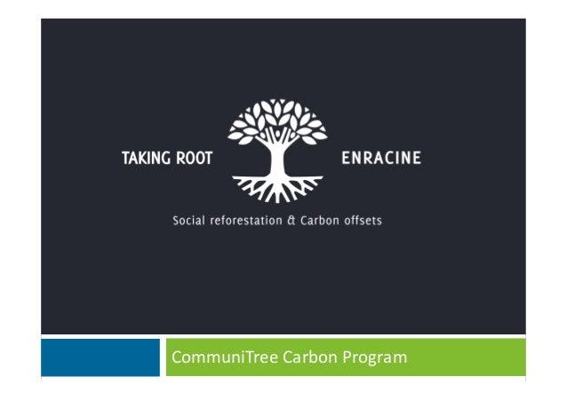 CommuniTree Carbon Program