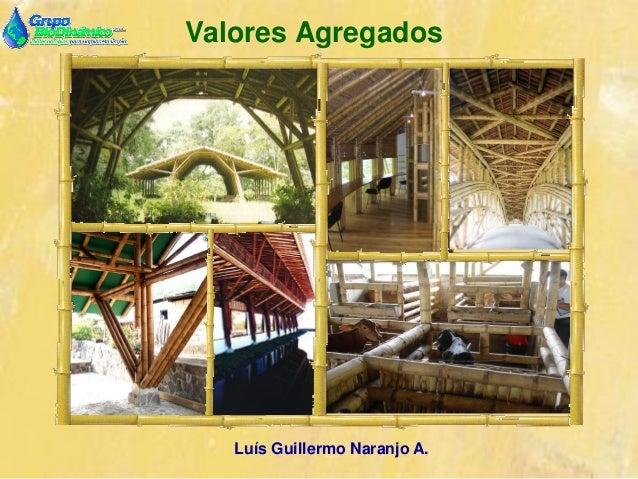 Valores Agregados Luís Guillermo Naranjo A.