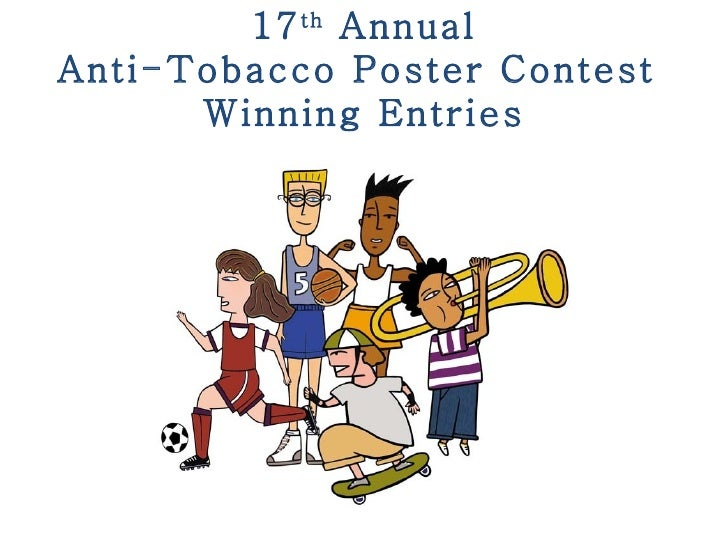 2012 MMS Anti-Tobacco Poster Contest Winners