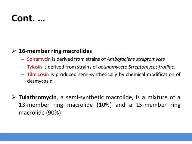 penicillin and macrolides Purchase macrolide antibiotics - 2nd edition print book & e-book isbn 9780125264518, 9780080535685.