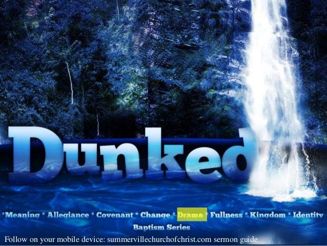 Dunked: Drama