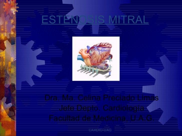 05   estenosis mitral