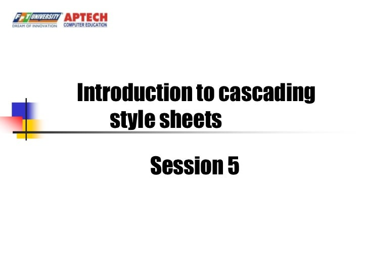 05. session 05   introducing css