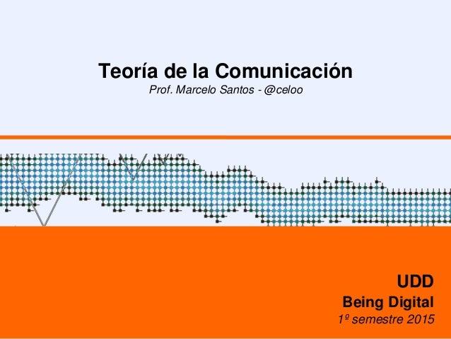 05   tc udd - being digital