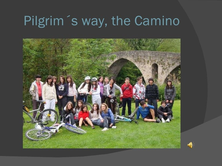Pilgrim´s way, the Camino