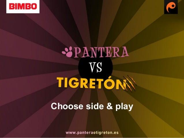 Choose side & play © 2013 Gestazión | www.gestazion.com