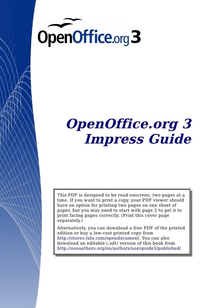0500 Ig3 Impress Guide O Oo3