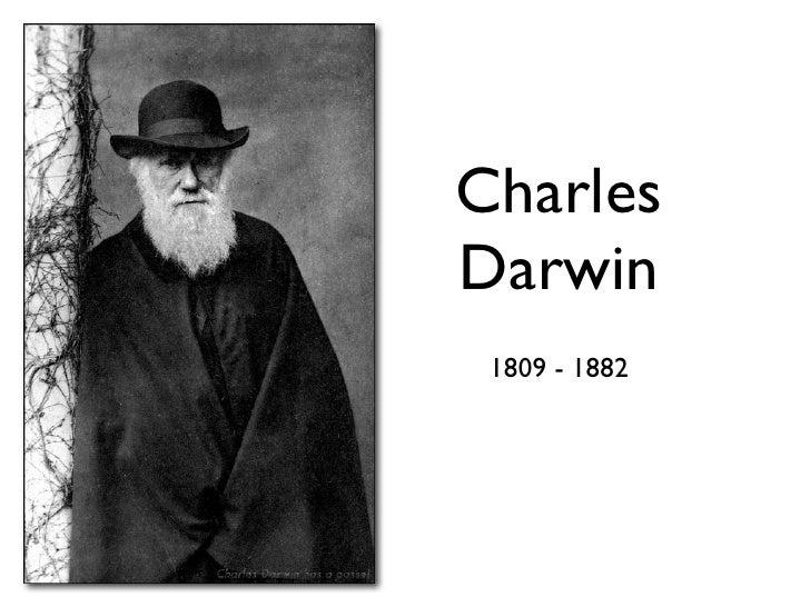 05 06   Darwin's Life