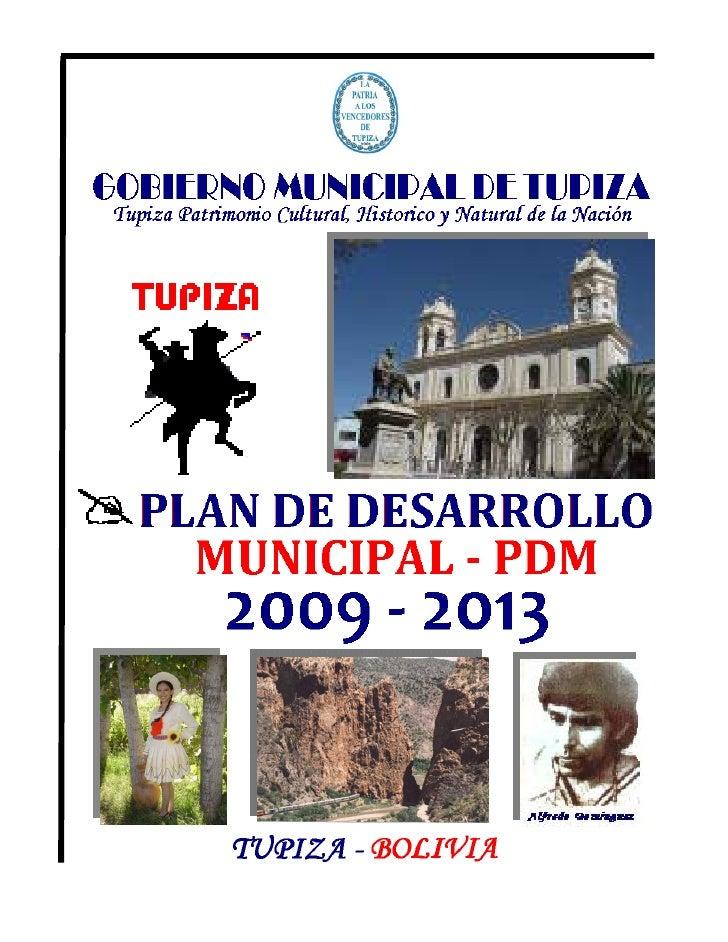 PDM Tupiza