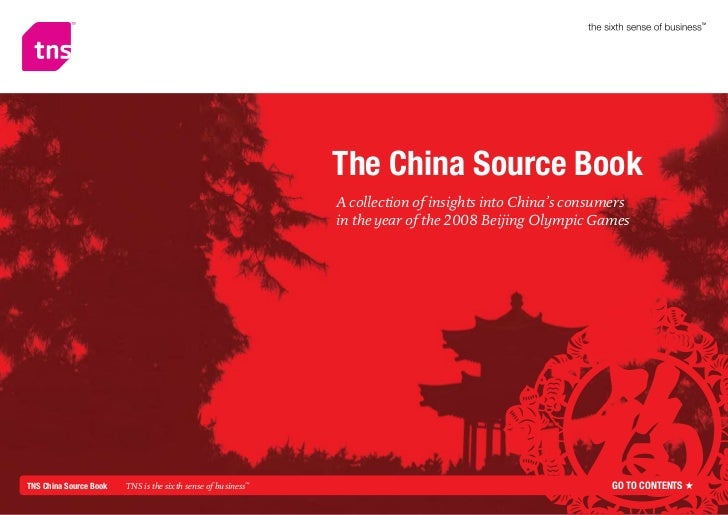 The China Source Book                                                               A collection of insights into China's ...