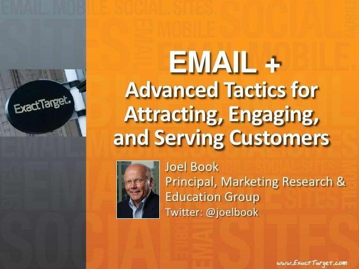 Advanced Tactics For Engagement Marketing