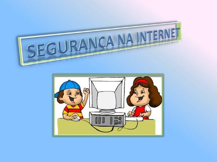 Segurança na Internet<br />