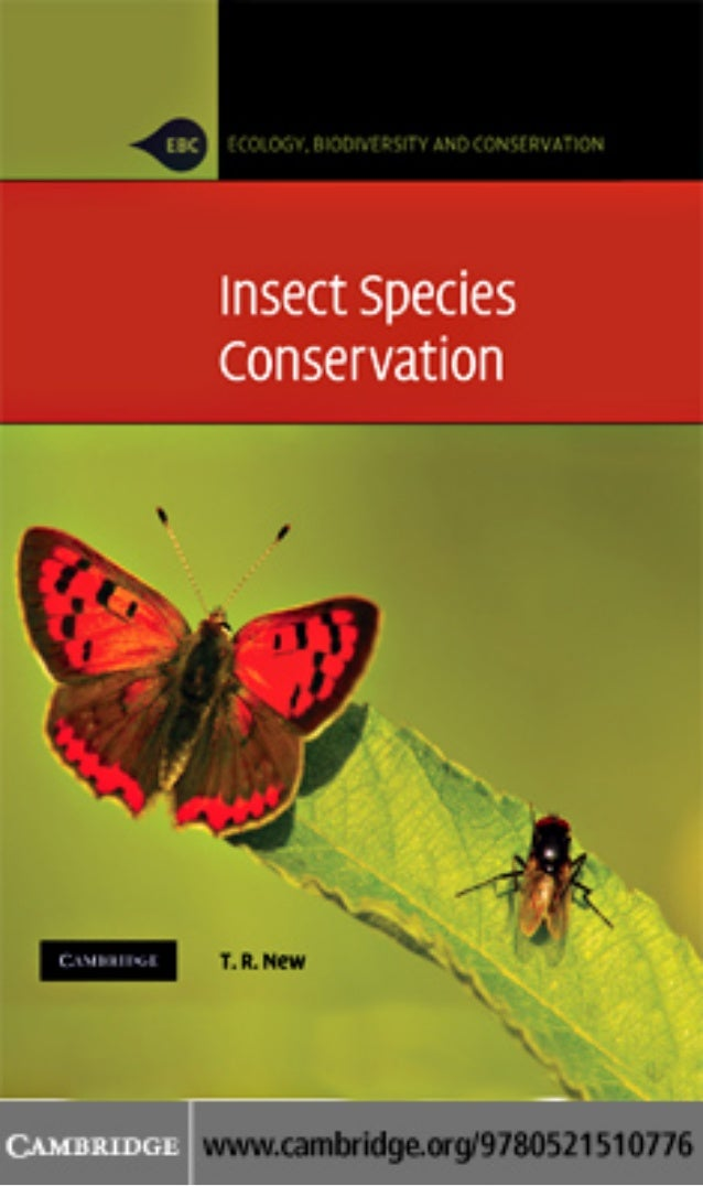 052173276 x insect species conservation 2