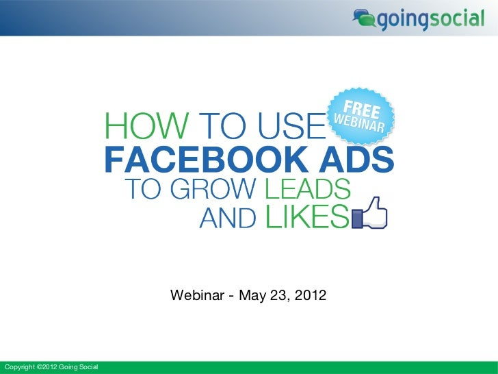 How To Use Facebook Ads To Grow Leads & Likes