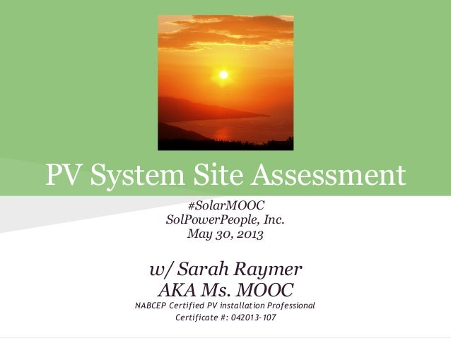 053013 pv system site assessment (1)