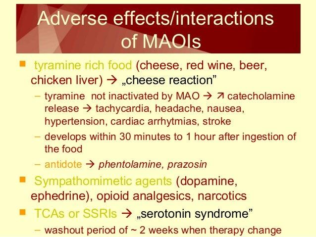 Maoi Prozac
