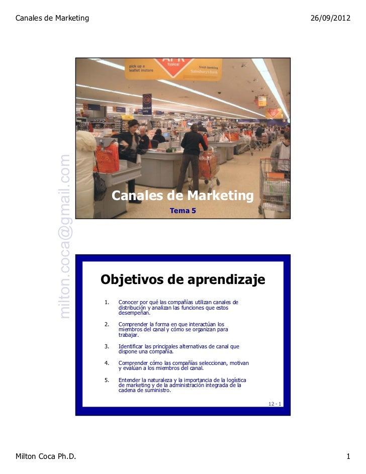 05 canales de marketing