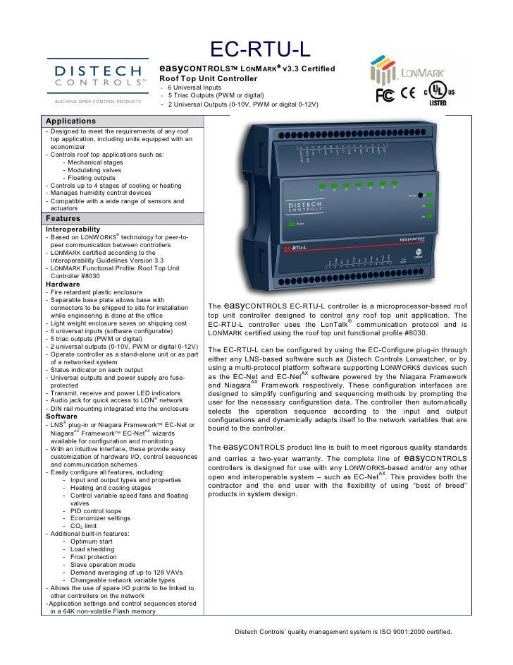 BMS Uyumlu FCU-Klima-VAV-WSHP Kontrolör 05 di dsrtulx-31