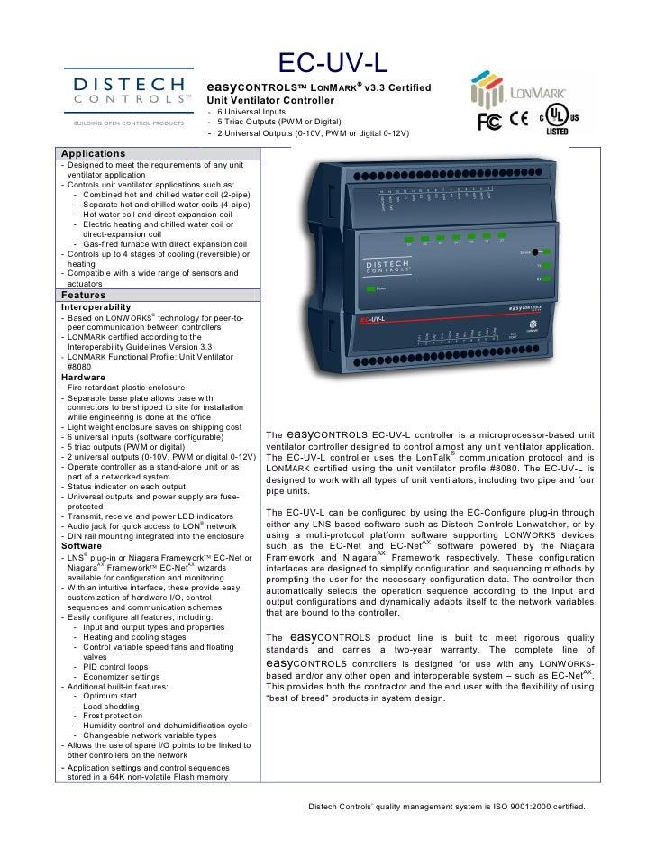 BMS Uyumlu FCU-Klima-VAV-WSHP Kontrolör 05 di dsuvlxx-31