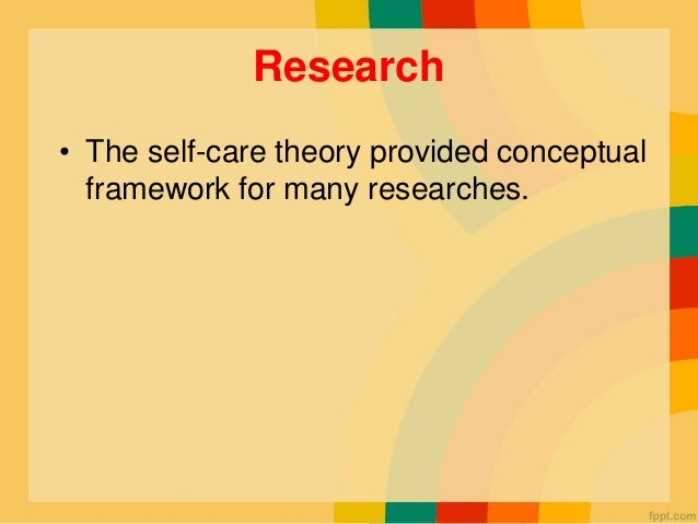 research papers dorothea orem In developing the self-care deficit nursing theory orem uses key serve as the basis of research in different clinical selected papers of dorothea orem.