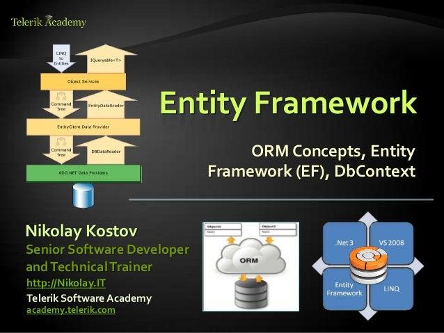 Nikolay Kostov Telerik Software Academy academy.telerik.com Senior Software Developer andTechnicalTrainer http://Nikolay.I...