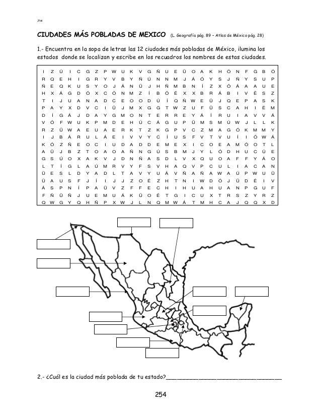 Libro De Geografa De 5 Grado De La Sep   newhairstylesformen2014.com