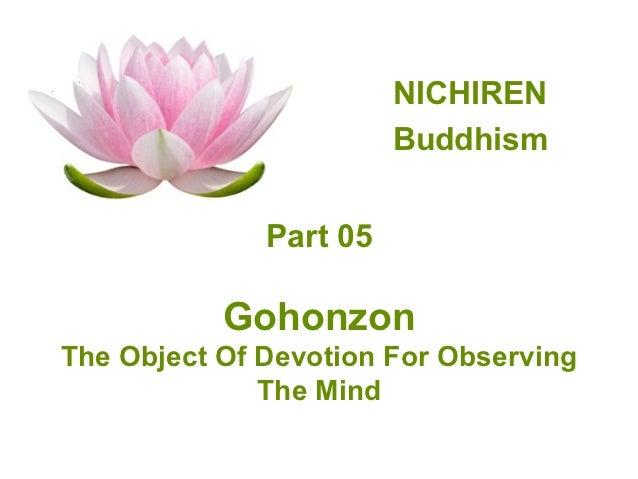 Gohonzon (Nichiren Buddhism)