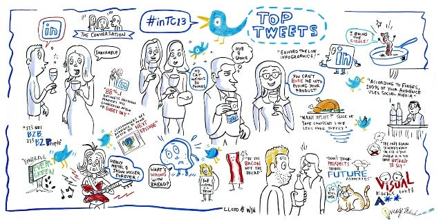 LinkedIn TechConnect 13: Tweets