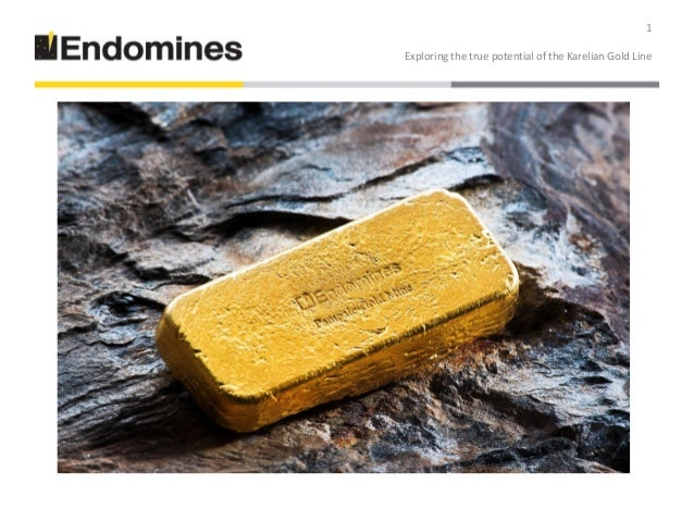 Responsible gold mining and exploration: positioned for growth