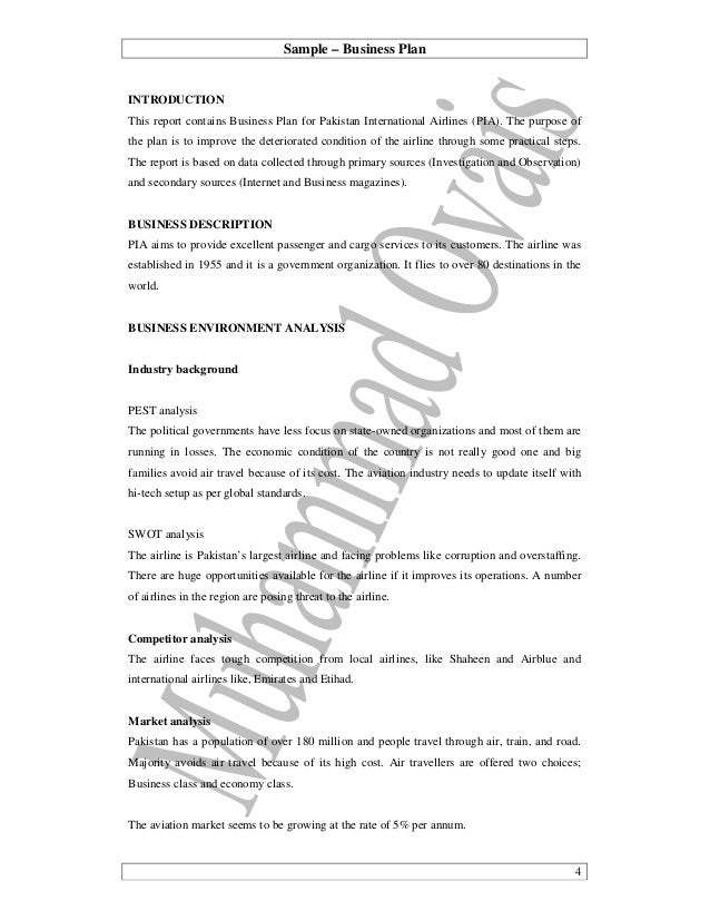 Sample Business Reports Writing a Business ReportSample Business – Sample Business Report Writing