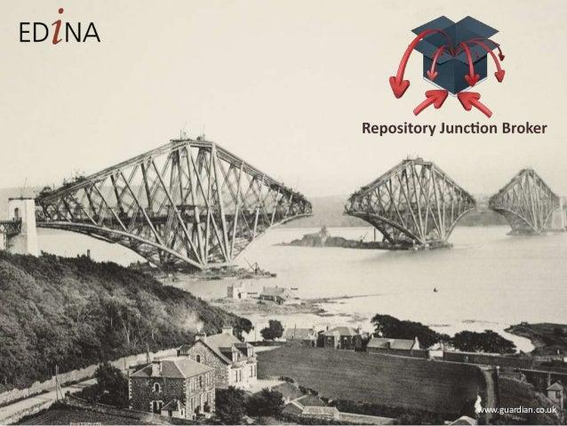 Repository Fringe - Edinburgh - 2 August 2013 www.guardian.co.uk