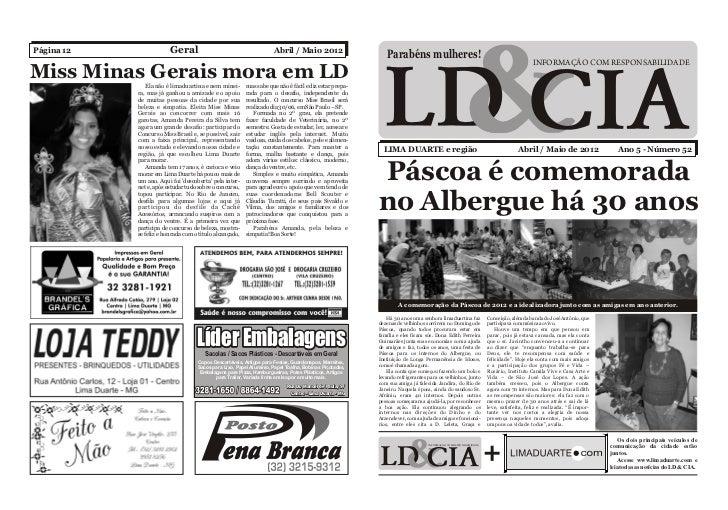 Jornal LD & Cia - Edição nº 52