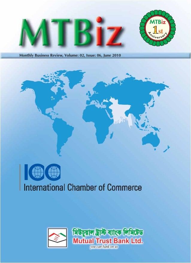 Table of Contents Celebrating MTBiz First Anniversary  02  International News   Finance and Economy  Politics  04    Inter...